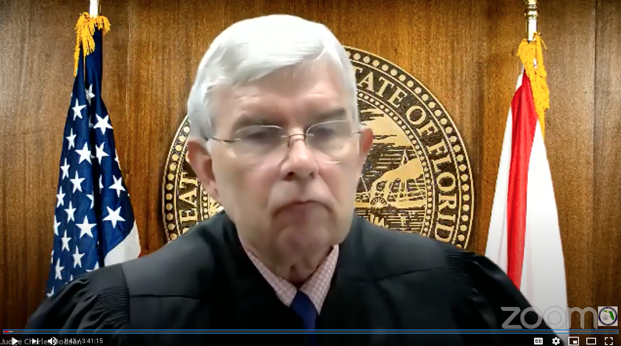 Leon County Judge Charles Dodson