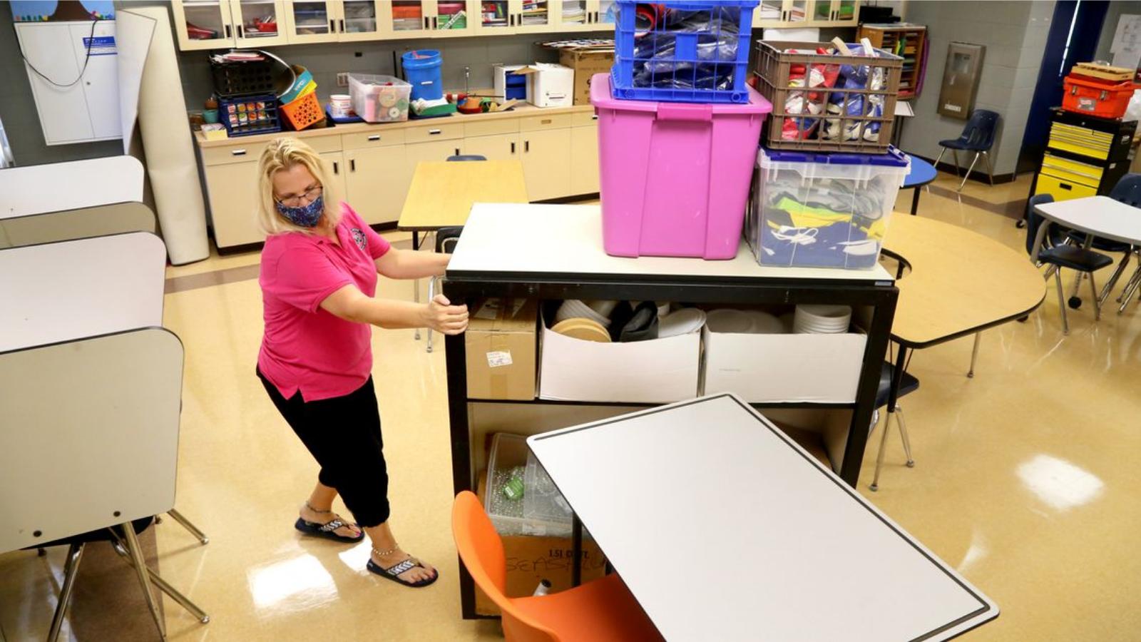 Mediation to begin in Florida's school reopening suit ...