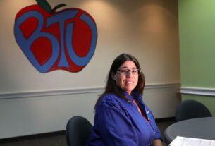 Ana Fusco, Broward Teachers Union President