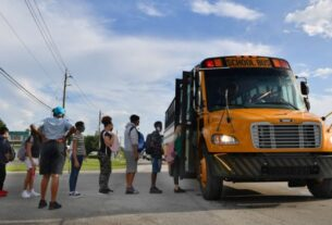 Manatee schools bus