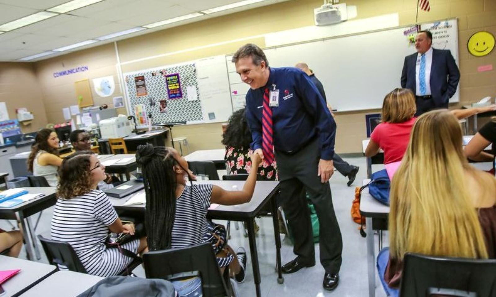 Walt Griffin, Seminole County Schools Superintendent