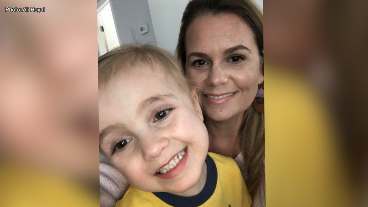 Sean Walsh, 4-year old in Pinellas VPK recovering from heart transplant