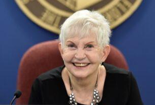 Caroline Zucker, Sarasota County School Board Chair