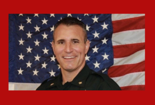 Pasco Sheriff Chris Nocco