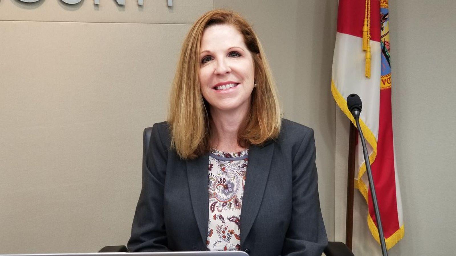 Pasco School Board Member Colleen Beaudoin