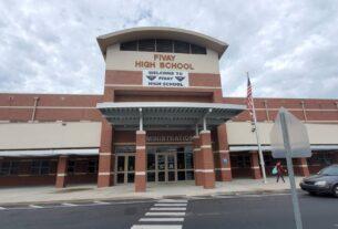 Pasco County Fivay High School