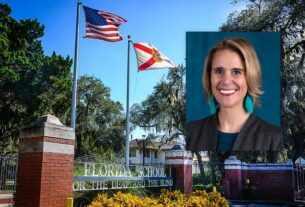 Tracie Cascio, New Florida School for Deaf and Blind President
