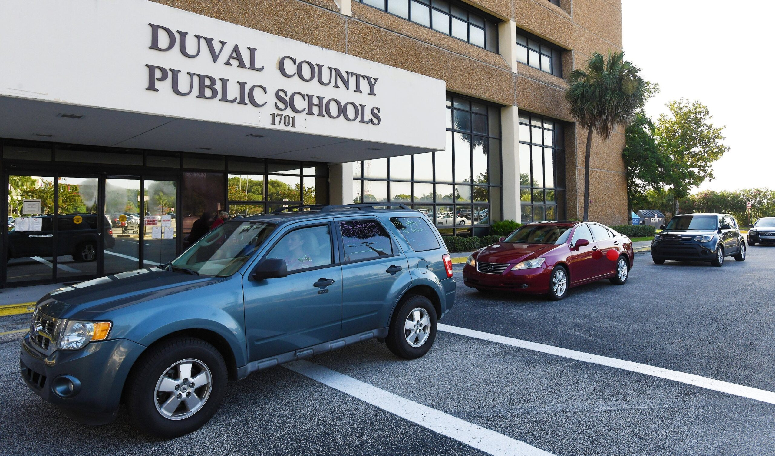 Duval County Schools headquarters