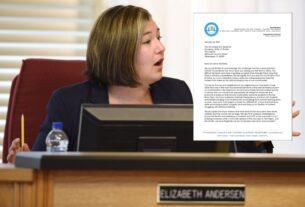 Duval School Board member Elizabeth Andersen