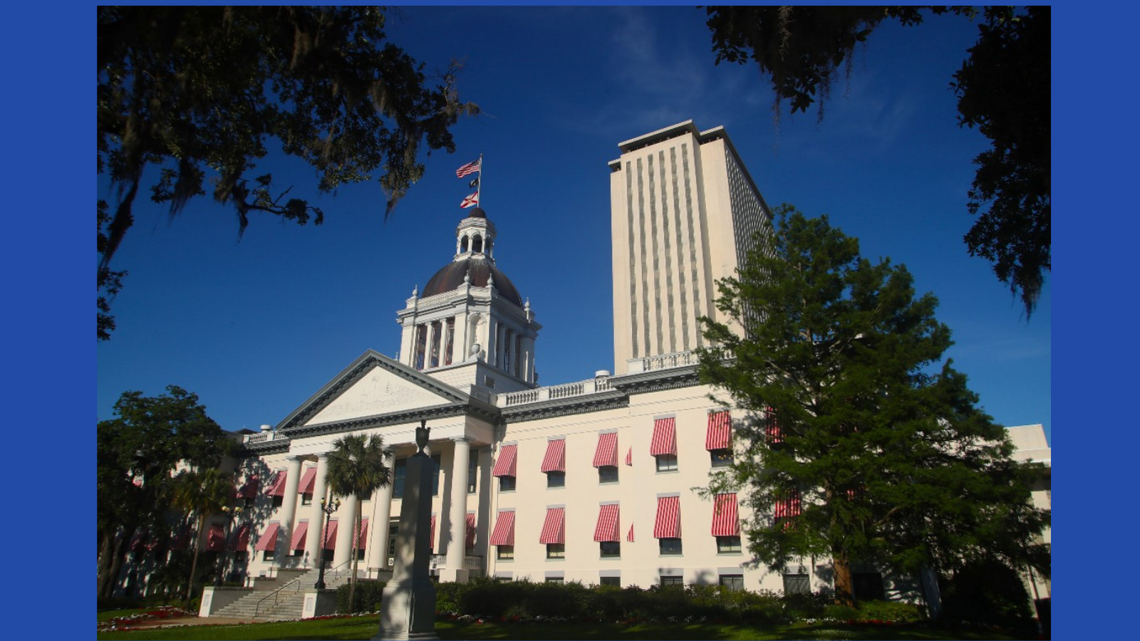 The Florida Capitol in Tallahassee, Fla., is pictured. | Phil Sears/AP Photo